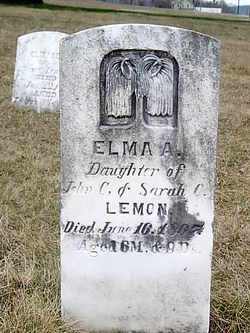 Elma A. Lemon