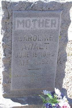 Caroline <I>Soules</I> Awalt