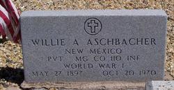 Willie A Aschbacher