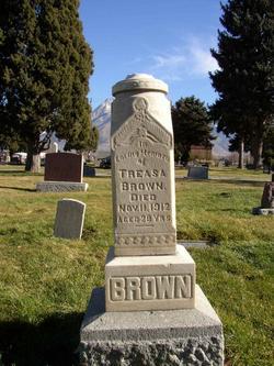 Treasa Brown