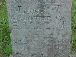 Leona W. Adams