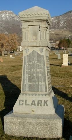 Ezra Thompson Clark