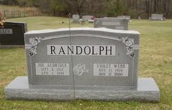 CPT Violet <I>Webb</I> Randolph