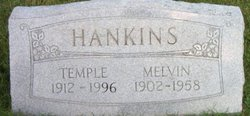Temple <I>Oak</I> Hankins