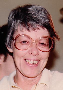 Joan Helen <I>Thibodeaux</I> Burke
