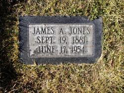 James Alexander Garfield Jones