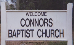 Connors Baptist Church Cemetery