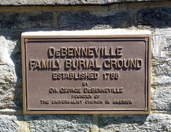De Benneville Family Burial Grounds