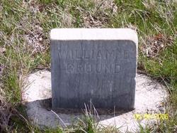William B Ground