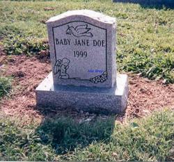 Baby Jane Doe