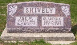 "Abraham Willard ""Abe"" Shively"