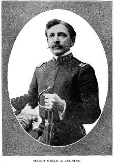 Maj Micah John Jenkins
