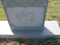 James Polk Billings Jr.