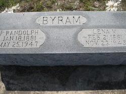 Lena M <I>Morrison</I> Byram