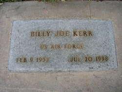 Billy Joe Kerr