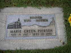 Marie Green Pierson