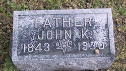 John K Ewing