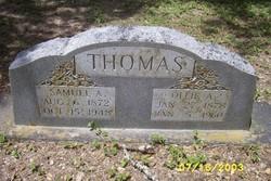 Samuel Alexander Thomas
