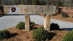 Cedar Springs A.R.P. Church Cemetery