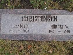Robert Williams Christensen