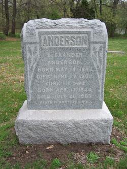 Edna <I>Kennedy</I> Anderson