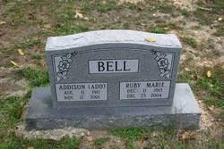 Ruby Marie <I>Coppedge</I> Bell