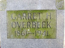 Garret Henry Overbeek