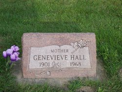 Genevieve Golden <I>Hathaway</I> Hall