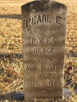 Pearl E Black