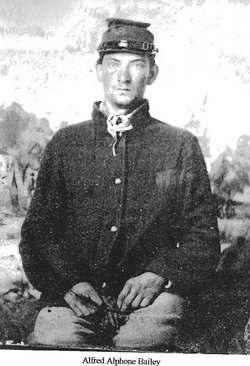 Pvt Alfred Alphonse Bailey