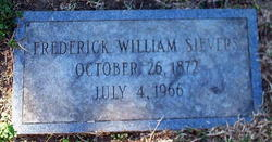 Frederick William Sievers