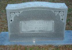 Willie Sims Lambert