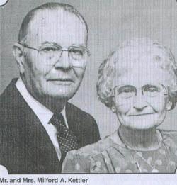 Milford A Kettler