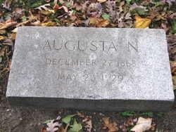 """Augusta """"Gussie"""" <I>Nusbaum</I> Rosenwald"""