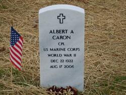 Corp Albert A Caron