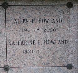 Allen Hathaway Howland