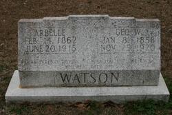 Clarissa Arbelle <I>Walters</I> Watson