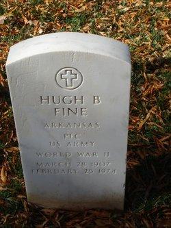 Hugh B Fine