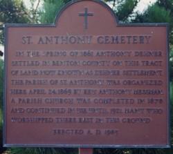 Dehner Cemetery