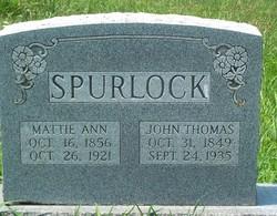 John Thomas Spurlock