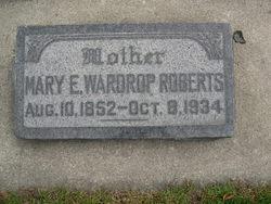 Mary Ellen <I>Wardrop</I> Roberts