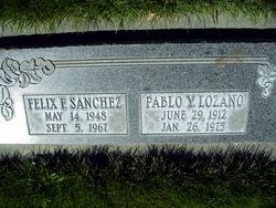 Felix Flavio Sanchez