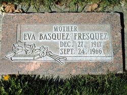 Eva <I>Basquez</I> Fresquez