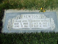 Frank King Newton