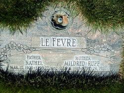 Mildred <I>Rupp</I> LeFevre