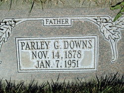 Parley George Downs