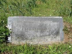 "Thomas H ""Toll or Tolman"" Hammons"