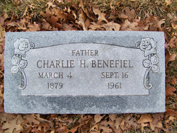 Charles Henry Benefiel