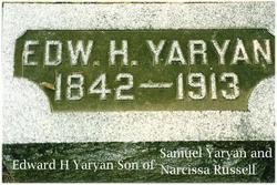 Edward Hall Yaryan