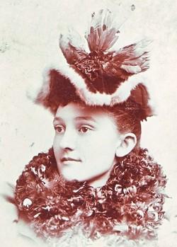 Mary Emma <I>Irvine</I> Reed